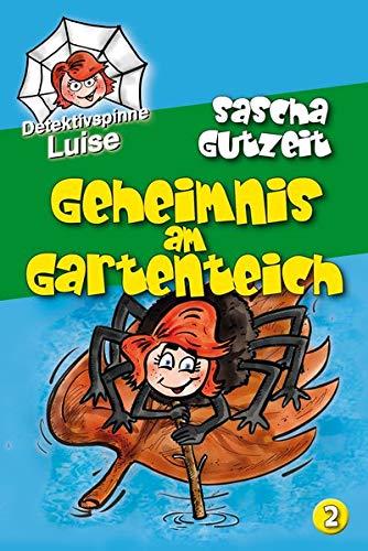 Image of Detektivspinne Luise - Geheimnis am Gartenteich: Band 2
