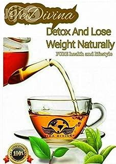 Pack Vida Divina 6 Weeks Detox Cleanser Herbal Te Weight Loss Best Seller