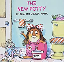 The New Potty (A Golden Look-Look Book)