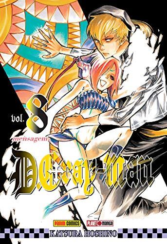 D.Gray-Man - vol. 8