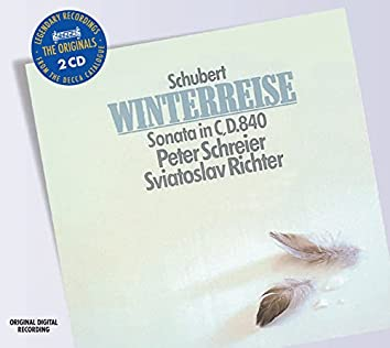 Schubert: Winterreise/Piano Sonata In C, D840