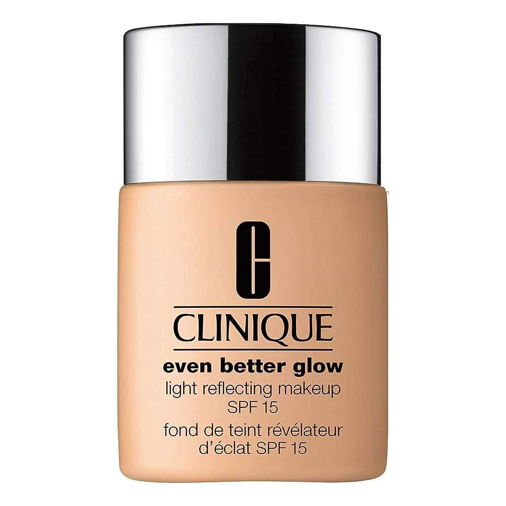 いいねワイン死の顎クリニーク Even Better Glow Light Reflecting Makeup SPF 15 - # CN 40 Cream Chamois 30ml/1oz並行輸入品
