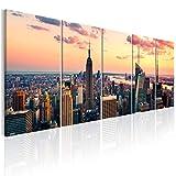 decomonkey Bilder New York 225x90 cm 5 Teilig