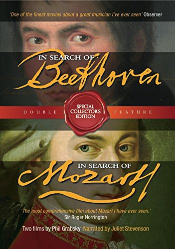 In Search of Beethoven & In Search of Mozart Special Collector's Edition [3 DVDs]