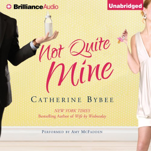 Not Quite Mine audiobook cover art