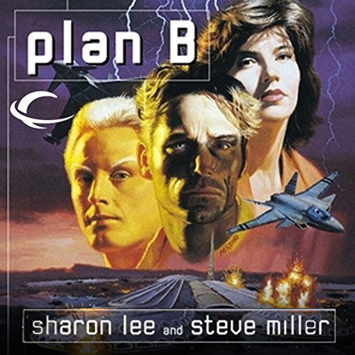 Plan B audiobook cover art