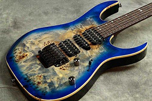 Ibanez RG Premium RG1070PBZ Electric Guitar Cerulean Blue Burst