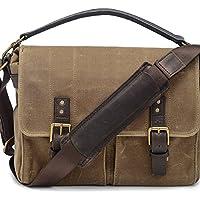 ONA Prince Street Camera Messenger Bag + Canvas Wax
