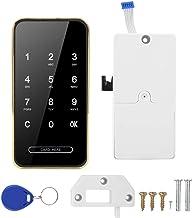 Elektronisch kastslot, slim sleutelloos wachtwoordkastslot met touchscreen cijfercode Combinatiekastvergrendeling voor sch...