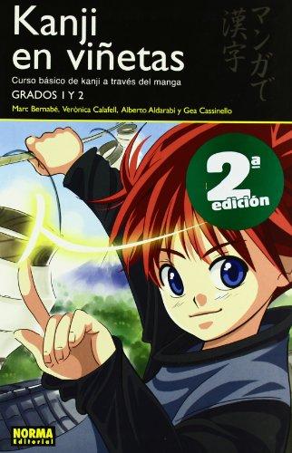KANJI EN VIÑETAS 01 (LIBROS TEÓRICOS MANGA)