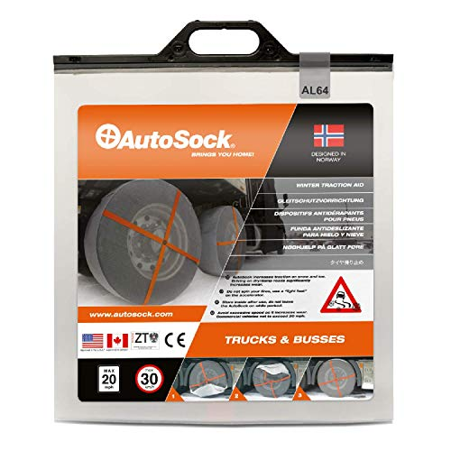AUTOSOCK AL64 Size-AL64 Tire Chain Alternative