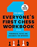 Everyone's First Chess Workbook: Fundamental Tactics and Checkmates for Improvers – 738 Practical Exercises