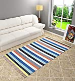 Size :4 Feet X 7 Feet. Color : Multicolor Material : Cotton Perfect Laying Style for Living Room, Bed Room,Dining Room, Bed Room,Hall, School, Temple, Beside Runner Balcony Passage etc. Made Of High Quality Material And Ensures Long Lasting Performan...