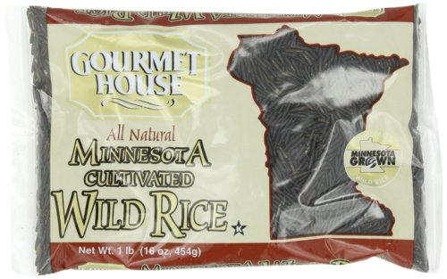 Gourmet House Minnesota Cultivated Wild Rice - 16oz