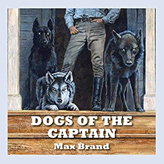 Dogs of the Captain audiobook cover art