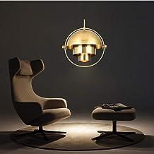 Persoonlijkheid postmoderne metalen kroonluchter creatieve restaurant slaapkamer halve cirkel mode nordic variëteit kroonl...
