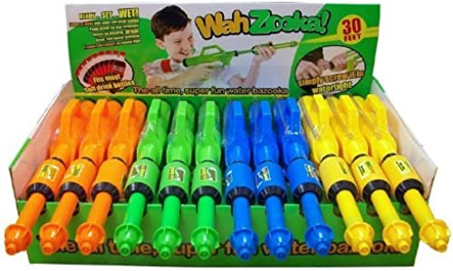 distribución global WahZooka Water Bazooka Assorted (Choices may vary) by Westminster Westminster Westminster  Más asequible