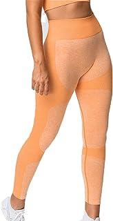 Apofly Pantalon de Yoga serrés sans Couture Gym Leggings Femmes Sport Pantalons, Femmes Yoga Leggings Maillot Femme Jambiè...