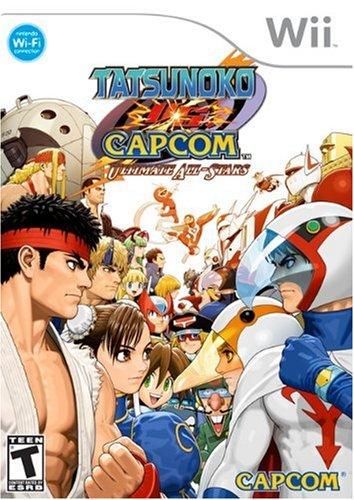 Tatsunoko vs. Capcom: Ultimate All-Stars WII - Wii - Wii