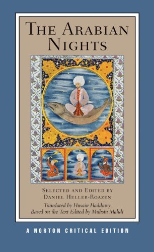 [ [ [ The Arabian Nights[ THE ARABIAN NIGHTS ] By Heller-Roazen, Daniel ( Author )Dec-01-2009 Paperback