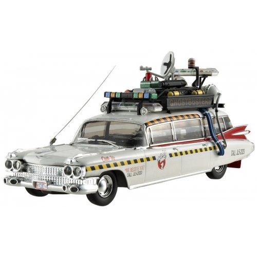 Elite - Wx5495 - Véhicule Miniature - Ecto 1a - Ghostbusters