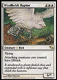 Magic the Gathering – Windbrisk Raptor – Rapace di Vento Pungente – Shadowmoor