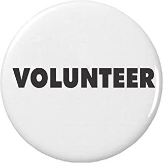 volunteer buttons