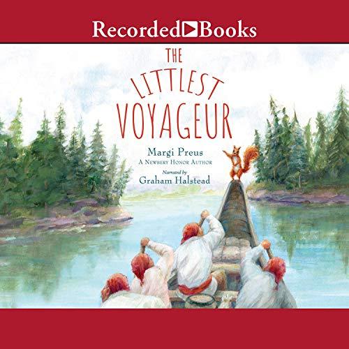 The Littlest Voyageur cover art