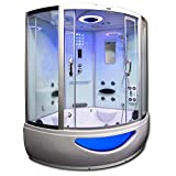 Home Deluxe | Steam Shower Cubicle | Exclusive