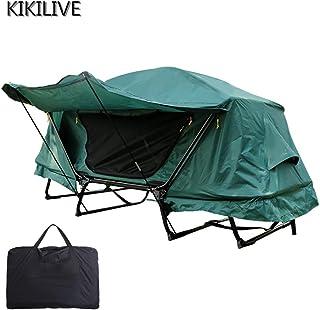 KIKILIVE Off Ground Zelt,Dauerhaftes EinzelDoppelpersonen
