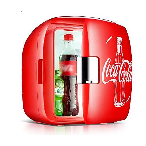 Nevera Coche, Refrigerador Portátil para El Cuidado La Piel Refrigerador Pequeño Enfriamiento Rápido para El Cuidado La Piel Alimentos Leche Materna Y Bebidas Calentador