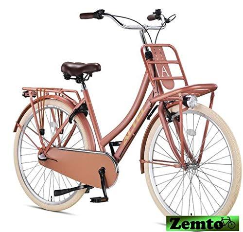 Damen Hollandrad 28 Zoll Hooptec Dutch 3 Gang Lavendel