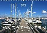 YACHTHÄFEN AN DER OSTSEE (Wandkalender 2020 DIN A2 quer): Maritime Impressionen schöner Häfen (Monatskalender, 14 Seiten ) (CALVENDO Orte)