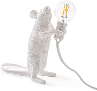 Seletti Mouse Lamp - Standing White
