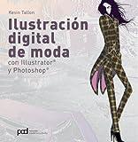 Ilustración digital de moda