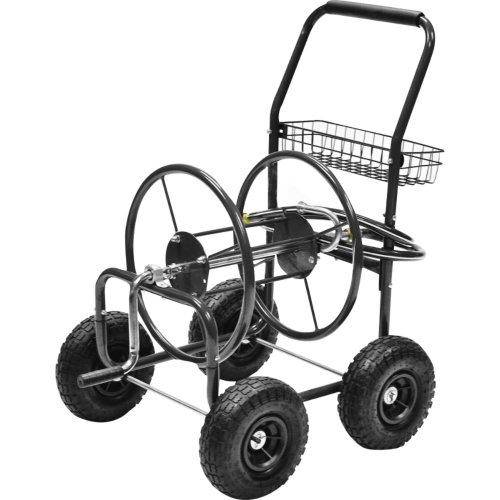 Precision Products HR250 Hose Reel Cart, 250-Feet