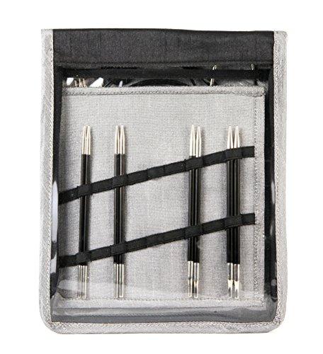 KnitPro 41613 Nadelspitzen Set Karbonz Deluxe
