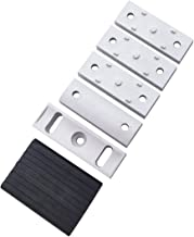 LBG Products Plastic Spacers and Rubber Foot Pads Kit for Window Air Conditioner Supporting Bracket