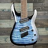 Jackson X Series Soloist ArchTop SLATX7Q MS LRL Transparent Blue Burst. Guitarra Eléctrica