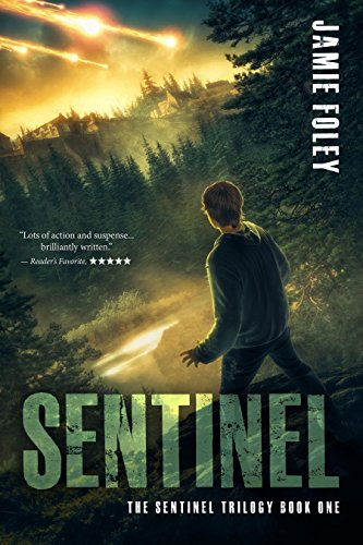 Sentinel (The Sentinel Trilogy Book 1) by [Jamie Foley]