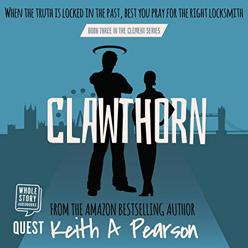 Clawthorn audiobook cover art