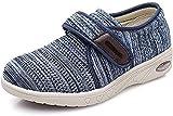 DYWLQ Zapatos para caminar para mujeres, zapatos ortopédicos para mujeres, calzado para fascitis plantar, zapatillas de malla con aire, calzado ortopédico para pies hinchados-04_38