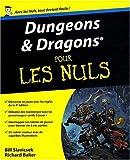 Dungeons et Dragons Pour les nuls