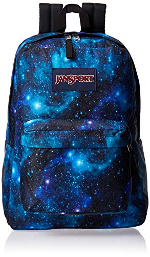 JanSport SuperBreak One Backpack - Lightweight School Pack, Galaxy (JS00T50131T)