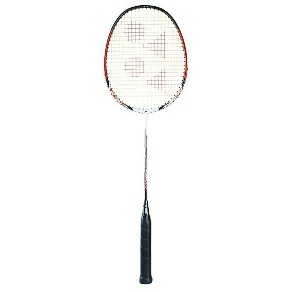 Yonex Nanoray 7000 I badminton Racquet White/Red/Black