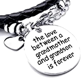 Free Ship Deal The Love Between A Grandmother and Grandson is Forever