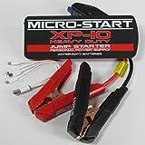 MIcro Start XP-10 MAX Jump Starter Emergency Power Supply with 650 Cranking Amps & 18,000 mAh, Flashlight