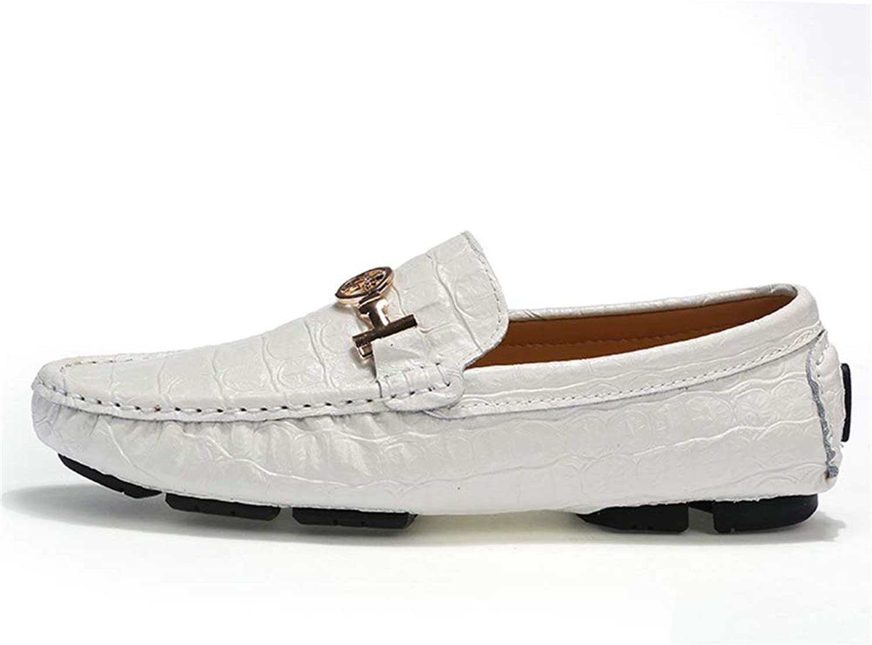 schuheDQ Mokassin-Fahrschuhe der Mnner Niedrige Schnitt-Schuhe Comfort Flats Business-Schuhe Stiefelschuhe