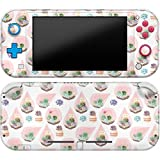 Cavka Vinyl Decal Skin Compatible with Console Switch Lite (2019) Stickers with Design Gentle Succulents Pattern Girl Full Set Durable Cute Protection Print Protector Cover Faceplate Theme Cacti Wrap