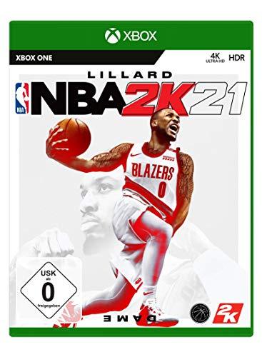 NBA 2K21 Standard Plus Edition (exklusiv bei Amazon.de) - [Xbox One]